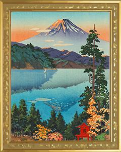 日本画のイメージ